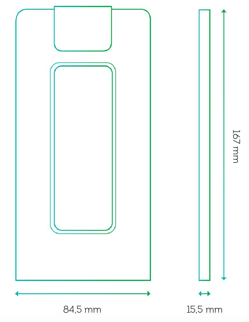 <trddevice>Gerät</trddevice> Hülle Datenblatt